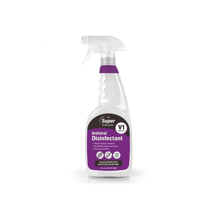 Antiviral Disinfectant Spray & Cleaning Spray