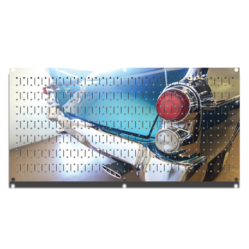 "HHWC11034- Classic Car (1 Panel) | 16"" x 32""(wide) 