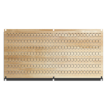 "HHWC11044 - Plain Wood (1 Panel) | 16"" x 32""(tall) 