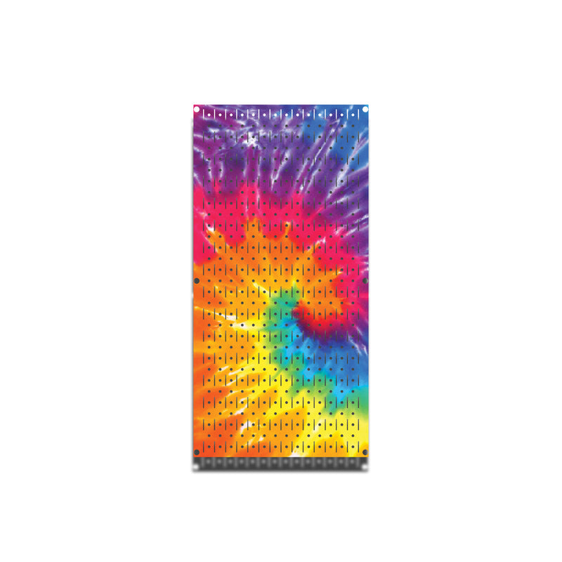 "HWC11038C - Tie-Dye (1) Panel | 16"" x 32""(tall) 