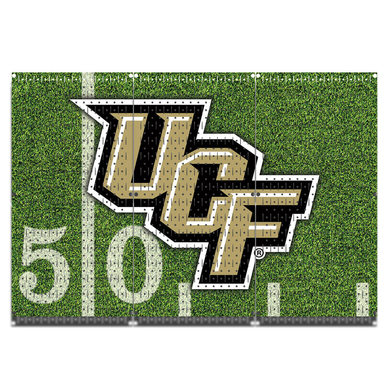 HWC13069 - University Central Florida | Knights | Printed Wall Control Pegboard by HangTime®