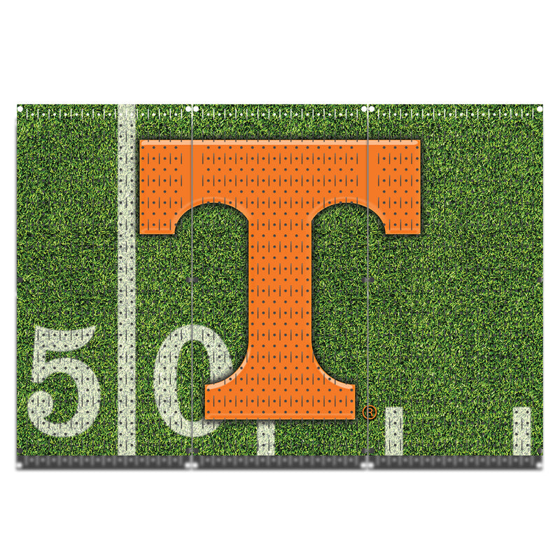 "HWC13074  - Tennessee Vols | (3 Panels) | 48"" x 32"" (tall) 