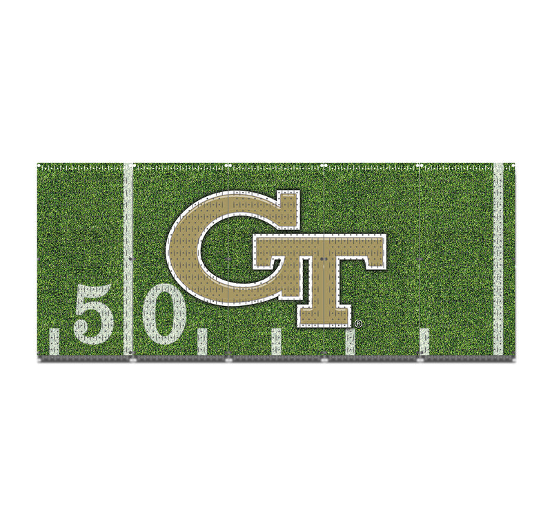 HWC15064 | Georgia Tech Yellow Jackets | Printed Pegboards by HangTime®