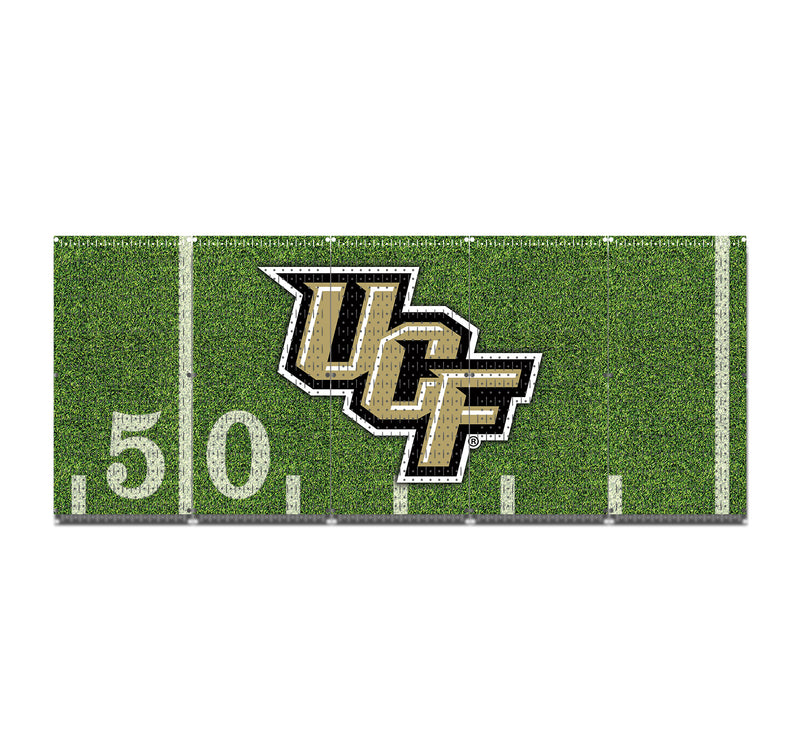 HWC15069 - UCF | Knights | Printed Pegboards by HangTime®