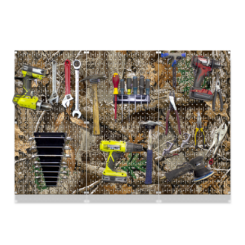 "HWC13029 - RealTree® Edge (3 Panels) | 48"" x 32"" (tall)"