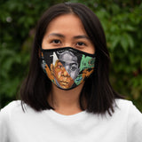 """Basquiat"" Face Mask"