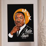 """Martin Luther King"" Print"