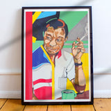 """James Baldwin"" Print"