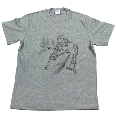 Sasquatch Pool! Men's T Shirt