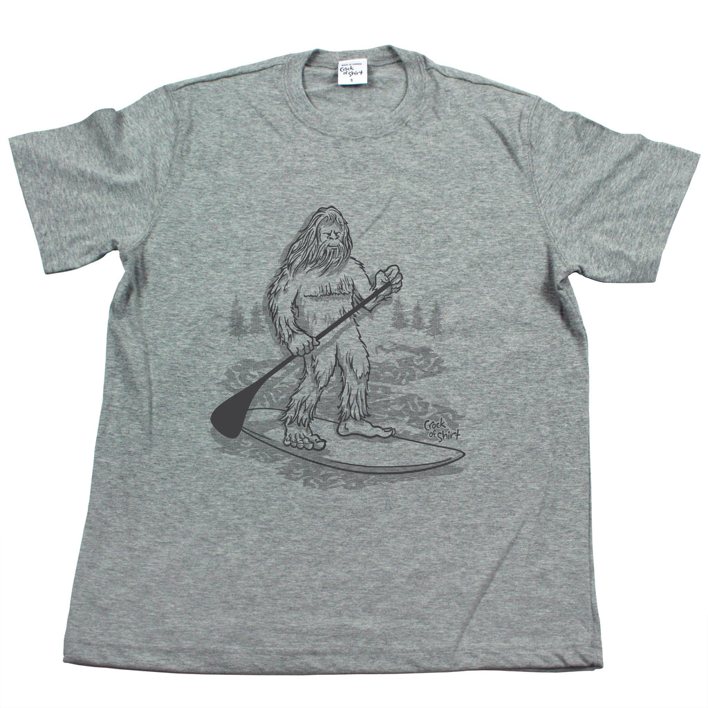 Sasquatch SUP! Men's T Shirt