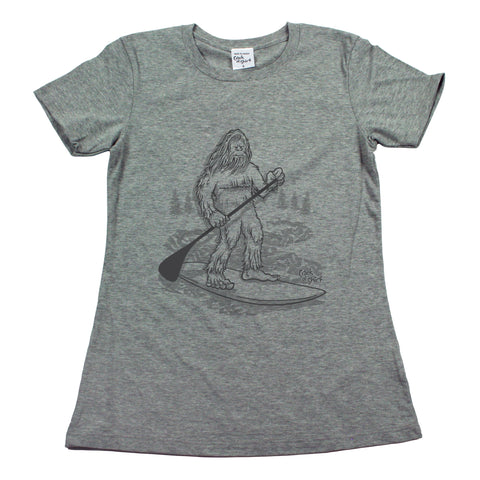Sasquatch SUP! Women's T Shirt