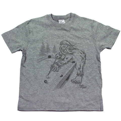 Sasquatch Pool! Youth T Shirt