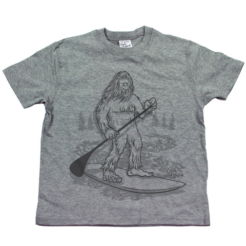 Sasquatch SUP! Youth T Shirt