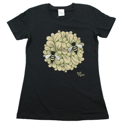 Bees in Trees Women's T Shirt