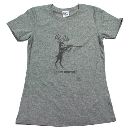 Deer Hunter Women's T Shirt