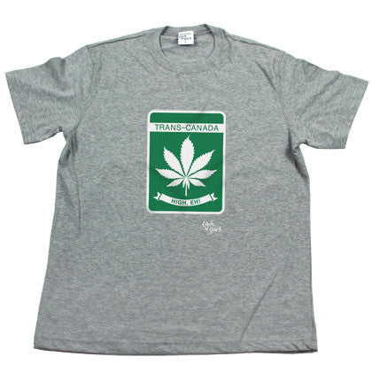 Trans-Canada High Men's T Shirt