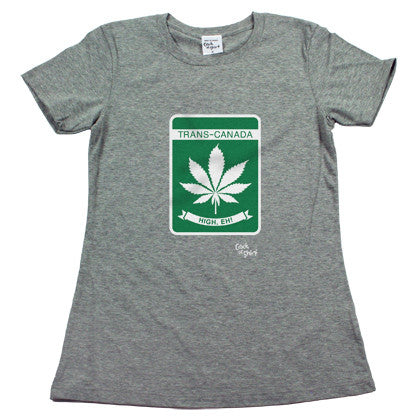 Trans-Canada High Women's T Shirt
