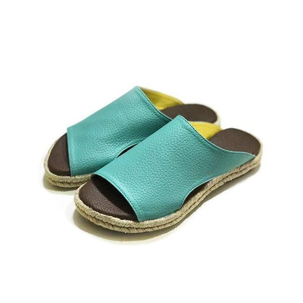 Faddishshoes Summer Casual Comfy Slip On Sandals
