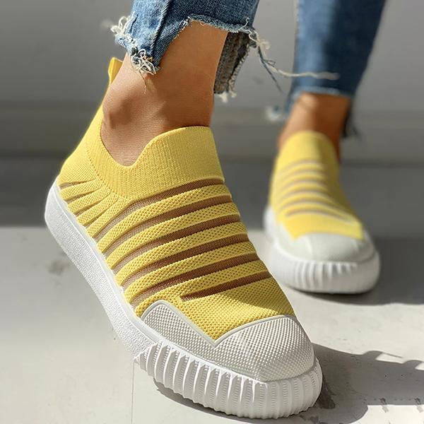 Faddishshoes 2020 Spring Best-Selling Lace-Up Sneakers