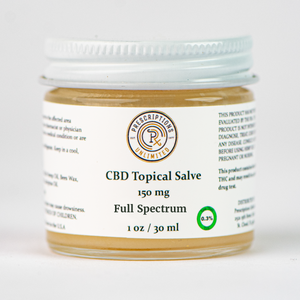 Topical Salve Full Spectrum 150mg 1oz
