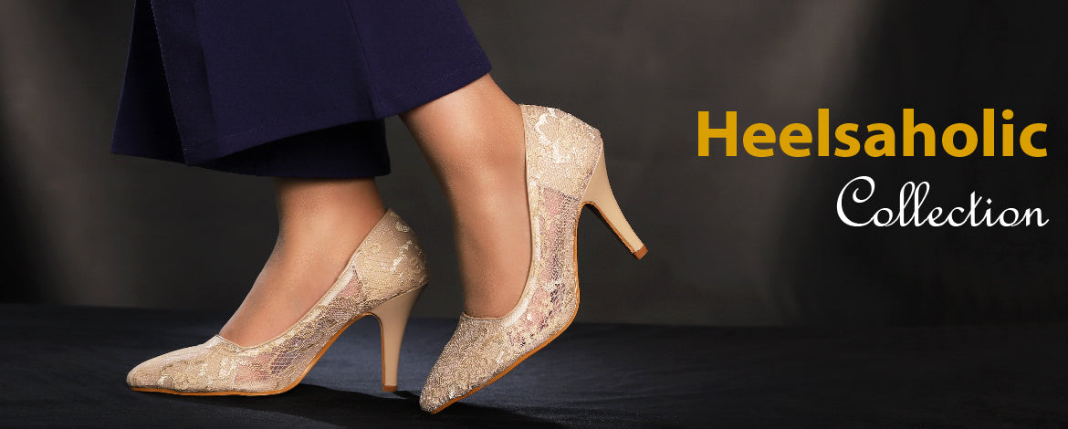 Heelsaholic Collection