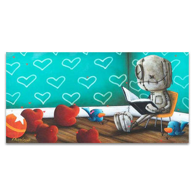 Fabio Napoleoni A Tale for Dreamers Limited Edition Paper Giclee