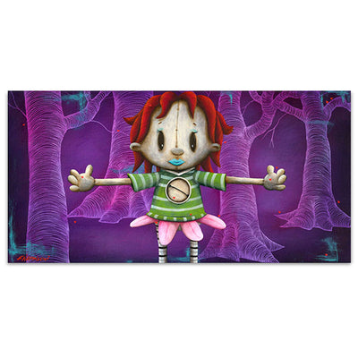 Fabio Napoleoni And I Love You This Much Limited Edition Paper Giclee