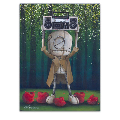 Fabio Napoleoni In Your Eyes Open Edition Giclee Print