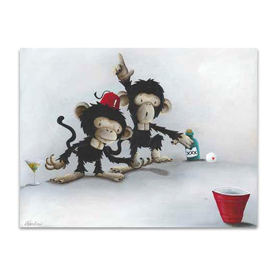 Fabio Napoleoni The Best of Times Open Edition Giclee Print