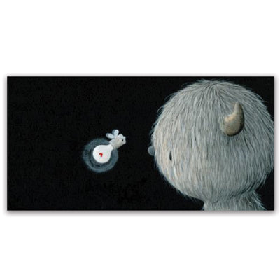 Fabio Napoleoni What Am I Supposed to Do With You Limited Edition Canvas Giclee