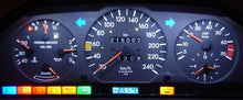 Load image into Gallery viewer, Vintage Mercedes Instrument Cluster Lighting Upgrade LED