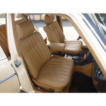 Load image into Gallery viewer, Mercedes W123 Front Seat Cover Kit | All Colors