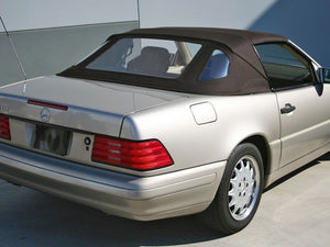 Mercedes R129 Convertible Soft Top | Quality German Fabric