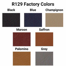 Load image into Gallery viewer, Mercedes R129 Replacement Leather Seat Covers Kit | All Colors