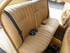 Mercedes W123 Rear Seat Kit | All Colors