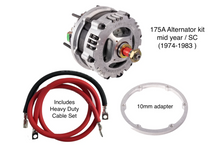 Load image into Gallery viewer, Porsche 911 High Output 175A Alternator Kit 1974-1983