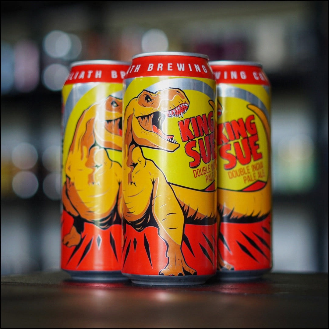 Toppling Goliath brewing company  King Sue