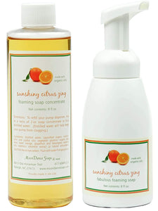 Lemongrass Foaming Soap Bundle