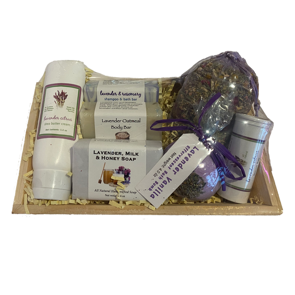I Love Lavender Gift Set