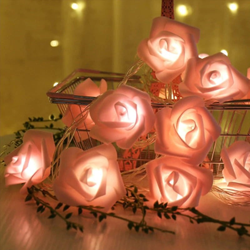 Delightful Rose Lights
