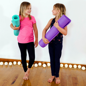 Kids Eco Yoga Mat - Earth