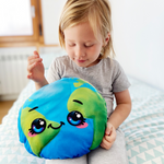 Mindfulness Story Pillow - Earth