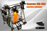 Icarus 3D Printer Kit FDM