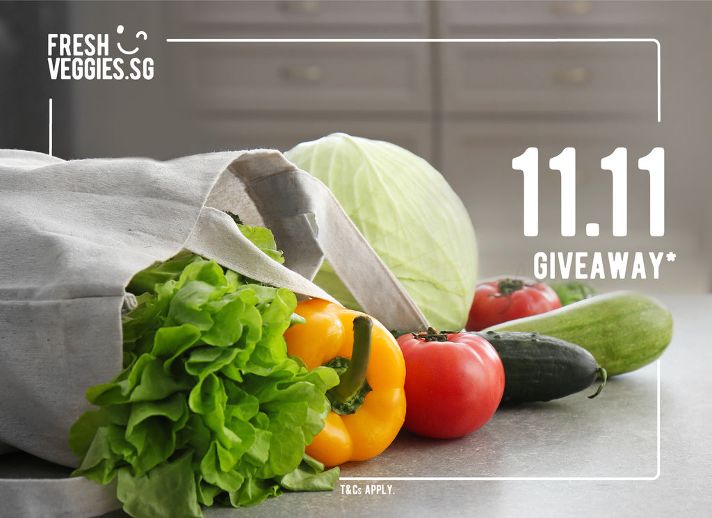 More than $200 worth of vouchers to be won this 11/11!