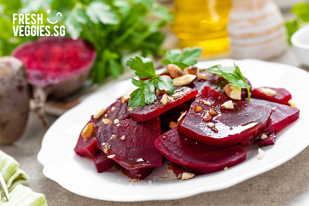 4 Simple and Healthy Ways to Enjoy your Beets!