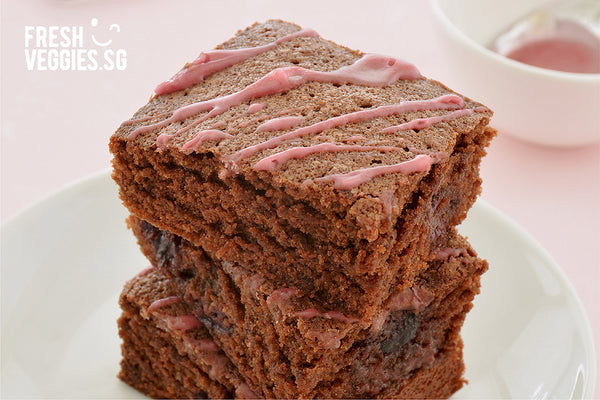 Fresh Veggies SG Fresh Vegetables Online Delivery in Singapore  - Recipes-Brownie-5 Healthy Ways to Enjoy your Beets!