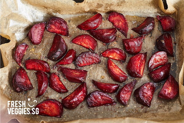Fresh Veggies SG Fresh Vegetables Online Delivery in Singapore  - Recipes-Roast-5 Healthy Ways to Enjoy your Beets!