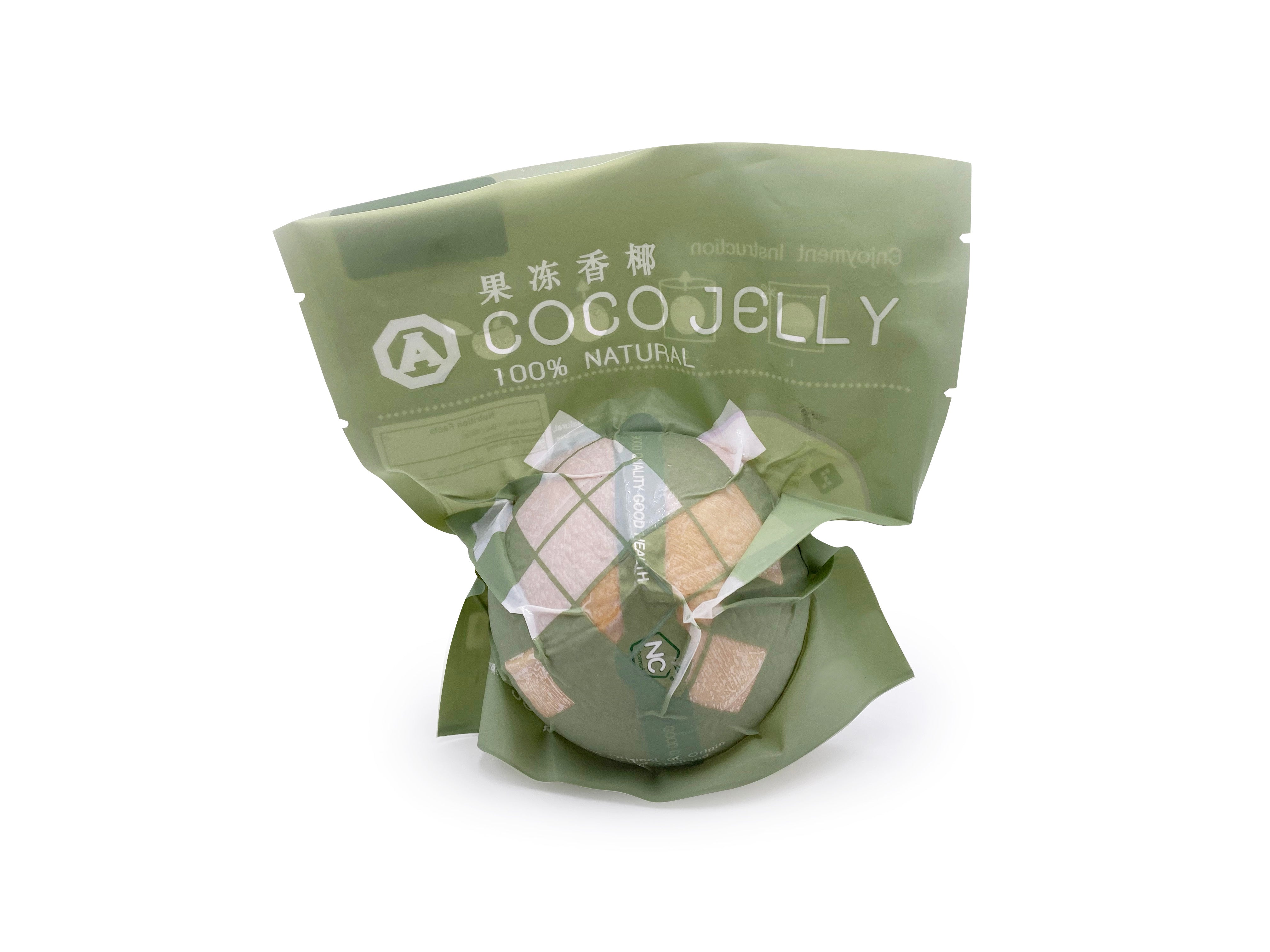 Coconut Jelly 果冻香椰-Fresh Veggies SG Fresh Vegetables Online Delivery in Singapore