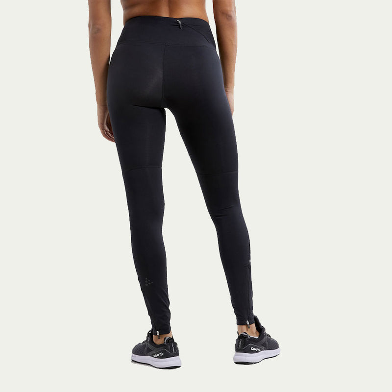 Craft Women's Urban Run Tight Black AW20