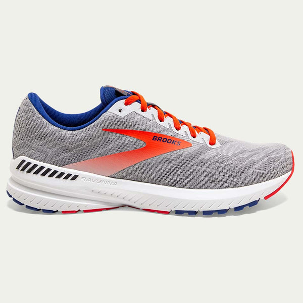 BROOKS MEN'S RAVENNA 11 SS20 GREY